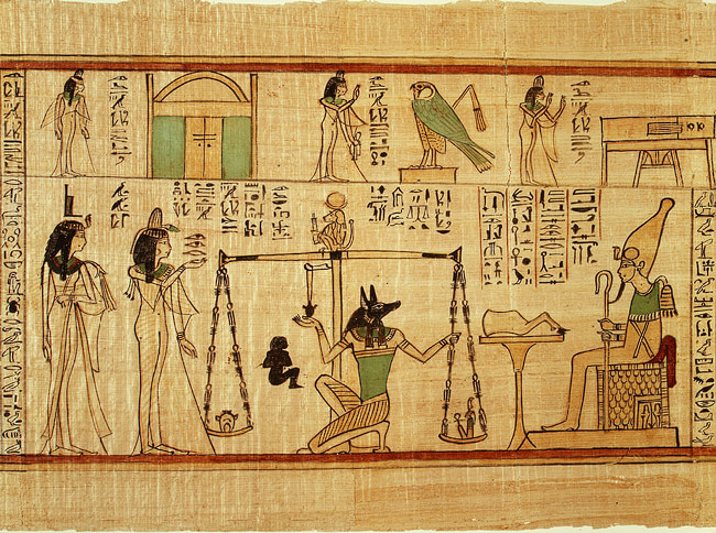a history of funerary papyrus of ani in ancient egypt